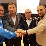I 4 moschettieri dello sport napoletano insieme per la legalità