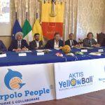 """Conferenza stampa di presentazione dello """"Yellow Ball International Event"""""""
