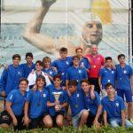U 15 M – 7 Scogli campione regionale Under 15