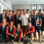 U 17 M F.li – Il Telimar Palermo è Vice Campione