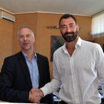 A Genova incontro tra il Sindaco Marco Doria e il Presidente della Pro Recco Maurizio Felugo