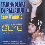 Tornei – Triangolare Enzo D'Angelo