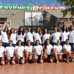 A1 F – Pescara – Città di Cosenza 12-16