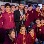 Roma Nuoto al Winning Attitude Award