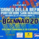 Tornei – Arriva il Torneo della Befana Portofiori San Mauro