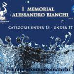 Tornei – Memorial Alessandro Bianchi: cronaca della giornata