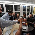 Champions League SF – Pro Recco dopo la festa partenza per Belgrado