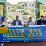 Tornei – Presentata la terza edizione dello Yellow Ball international Event
