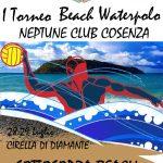 Tornei – A Cirella di Diamante il primo torneo di Beach Waterpolo
