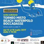 """Tornei – Inizia il BeachWaterpolo """"Boccadasse"""""""