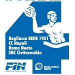 U20 Final Four – Tutto pronto a Bogliasco
