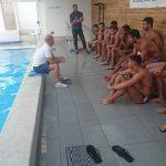 A2 M – Ripresa degli allenamenti per la Campolongo Hospital RN Salerno