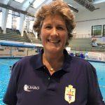 Elisa Casanova è il Presidente della Nuotatori Genovesi