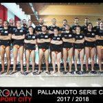 C M – Roman Sport, altri tre punti d'oro