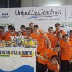 U15 M – Terza vittoria consecutiva per il 3T Frascati