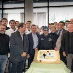 L'AN Brescia festeggia Piero Borelli