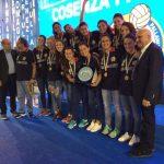 Coppa It F – Il Cosenza chiude al terzo posto