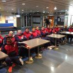 B M – Cus Palermo – Cosenza Nuoto 19-10