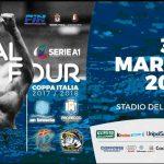 Coppa It M – Bari Regina della pallanuoto con la Final Four