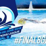 Champions League – La Final Eight di Genova si avvicina a grandi bracciate