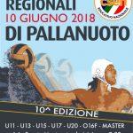 CSEN – Finali dei Campionati Regionali Lazio di pallanuoto 2017/18