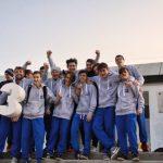 "U17 M – I ""Guerrieri"" Pesaresi conquistano il primo posto"