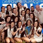 A1 F Final Six – Lantech Girls immense