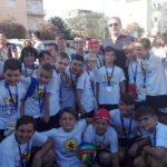 HaBaWaBa: grandi prove dell'Antares Nuoto Latina