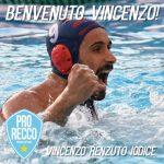 A1 M – Vincenzo Renzuto Iodice è della Pro Recco