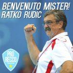 A1 M – Ratko Rudic nuovo allenatore della Pro Recco