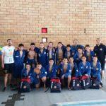 U13 M – L'Antares Nuoto Latina si piazza al 7° posto