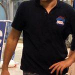 Andrea Sparacino Team Manager della Nuoto Catania