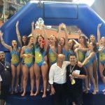 U17 F F.li – Il Bogliasco è campione d'Italia
