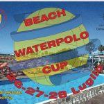 Tornei – Stasera comincia la Beach Waterpolo Cup, l'evento sportivo dell'estate imperiese