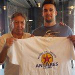 C M – Matteo Zamperin entra nello staff tecnico dell'Antares Nuoto Latina
