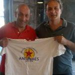C M – Stefano Formica nuovo tecnico dell'Antares Nuoto latina