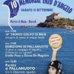 Tornei – 10° Memorial Enzo D'Angelo