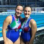 La Firenze sportiva celebra i medagliati europei e mondiali del Nuoto e della Pallanuoto