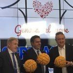 Il centenario della pallanuoto Maschile, premiato anche Paolo Ragosa