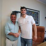 B M – RN Frosinone: arriva Emanuele Mauti