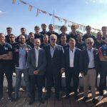 La Nuoto Catania presenta la squadra in vista dell'inizio della stagione