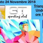 Tornei – Triangolare Under 13 organizzato dalla 3T Frascati
