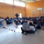 RN Frosinone, continua il progetto nelle scuole