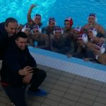 U15 M – En Plain dell'Antares Nuoto Latina
