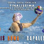Coppa It F Final Six – Sis Roma in finale