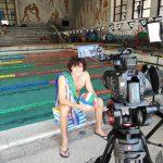Dal Cinema alla Tv, Francesco Faraglia racconta la Pallanuoto su RaiGulp!