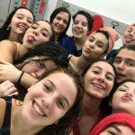 U17 F – Secondo successo per le Girls in calotta Splash Antares Latina