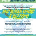 """Presentata la terza edizione del concorso """"Uno slogan contro il razzismo"""" indetto dalla Rari Nantes Nuoto Salerno"""