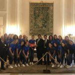 Ekipe Orizzonte premiata con l'elefantino d'argento per la vittoria in Coppa Len