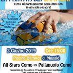 """Pallanuoto Como presenta """"All Star Match"""""""